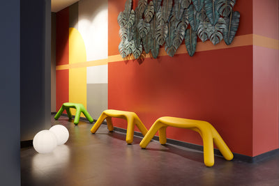 Atlas Low Bench-Slide Design-Contract Furniture Store