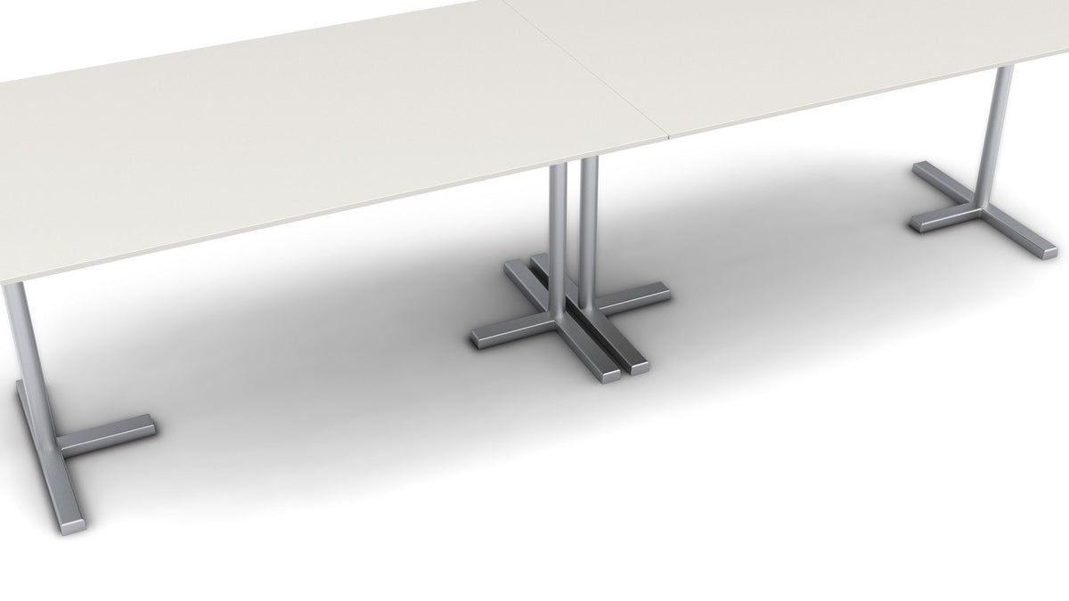 Bold 4759 Twin Leg Dining Base-Pedrali-Contract Furniture Store