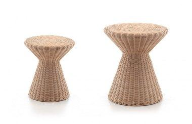 Bolla 12 Low Stool-Gervasoni-Contract Furniture Store