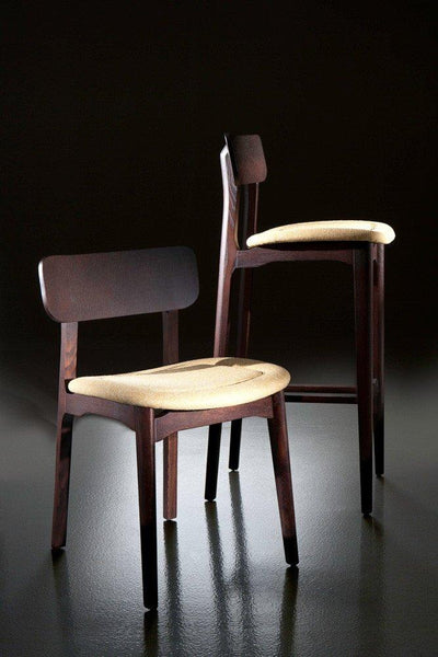 Cacao Side Chair-Chairs & More-Contract Furniture Store