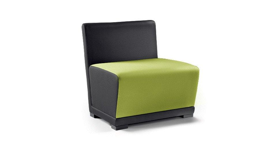 Circuit 1S Modular Sofa Unit-Diemme-Contract Furniture Store