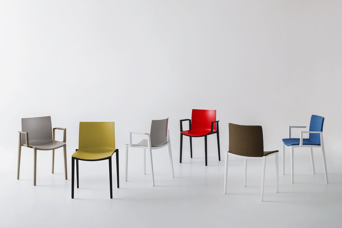 Clipperton Blend Side Chair-Gaber-Contract Furniture Store