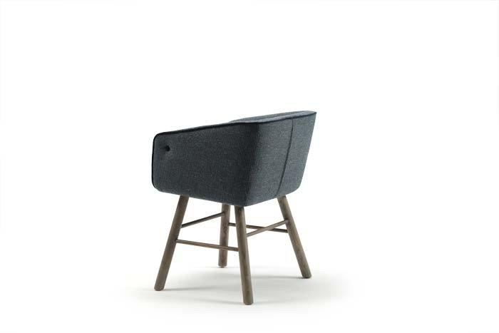 Collar Mao Armchair-Sancal-Contract Furniture Store