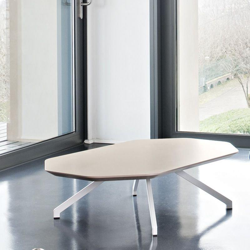 X-Table Metal Coffee Table-Alma Design-Contract Furniture Store