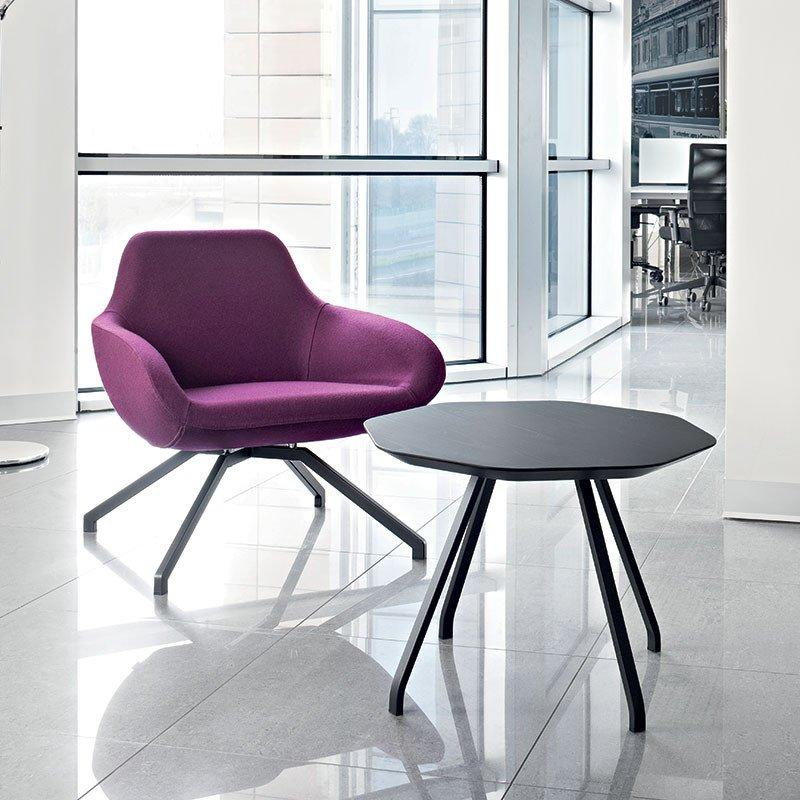 X-Big Spider Lounge Chair-Alma Design-Contract Furniture Store