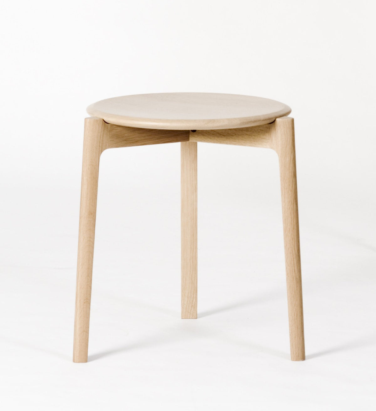 Svelto Low Stool-Ercol-Contract Furniture Store