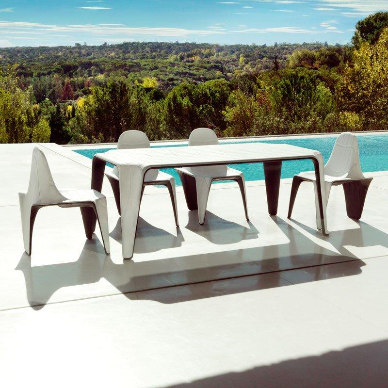 F3 Dining Table-Vondom-Contract Furniture Store