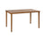 Mix Dining Table c/w Folding Wood Leg-Magnus Oleson-Contract Furniture Store