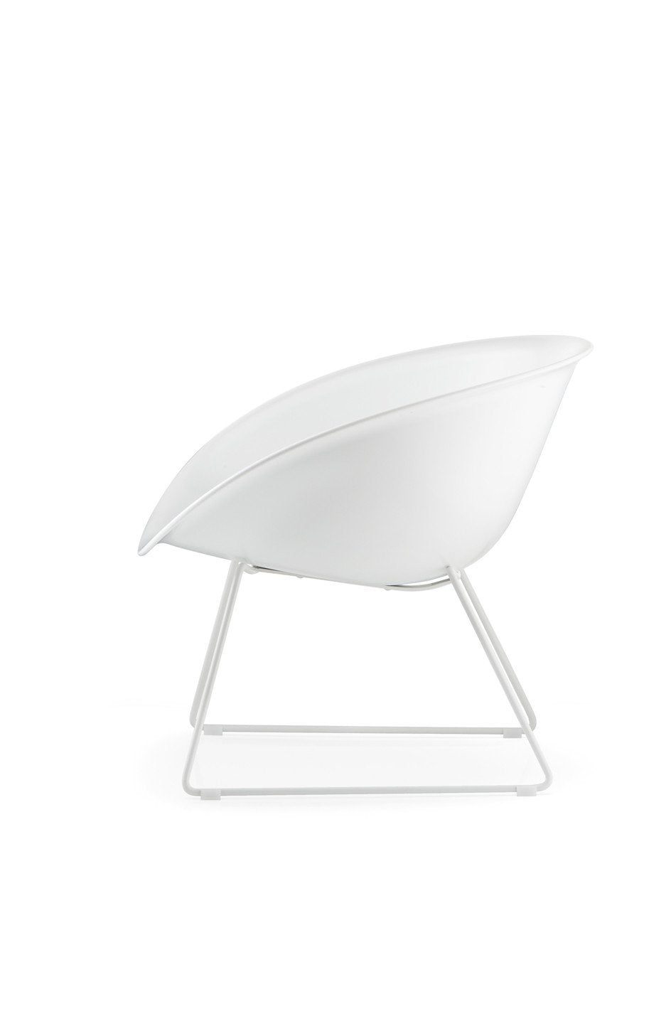 Gliss 340 Lounge Chair-Pedrali-Contract Furniture Store