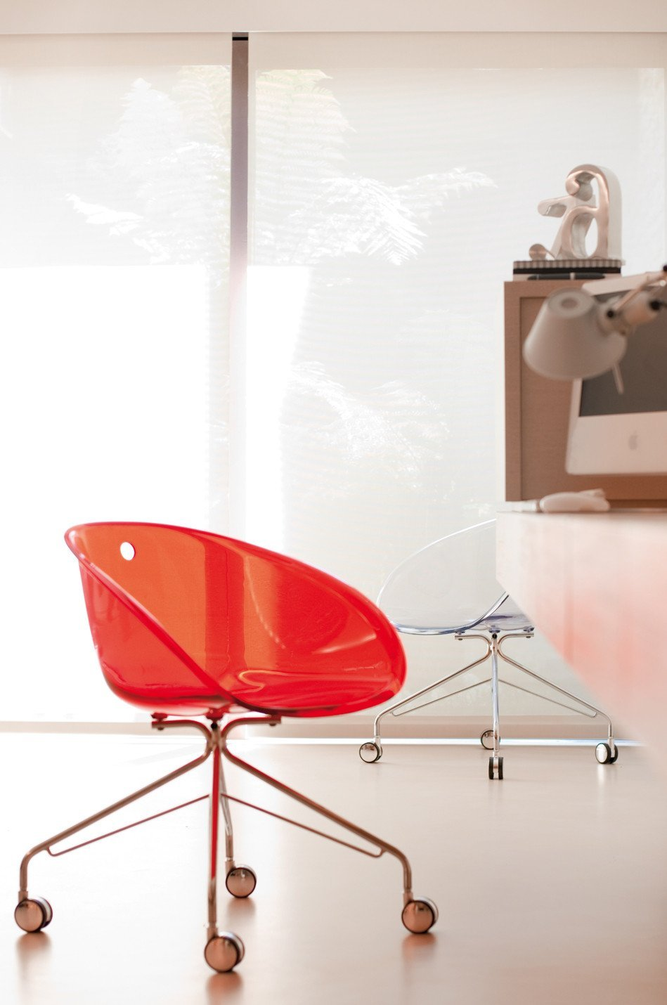 Gliss 968 Armchair-Pedrali-Contract Furniture Store