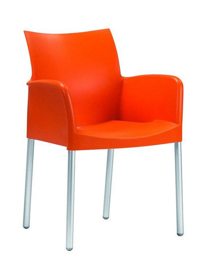 Ice 850 Armchair-Pedrali-Contract Furniture Store