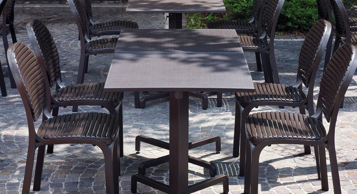 Ibisco Flip Top Dining Base-Nardi-Contract Furniture Store