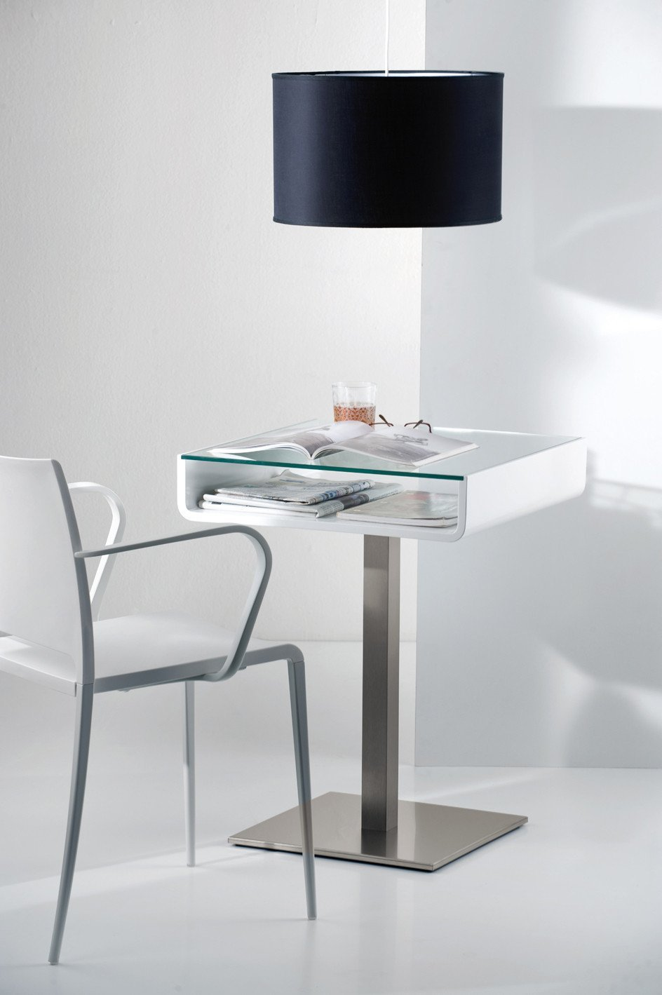 Inox 4402 Multifunctional Table-Pedrali-Contract Furniture Store