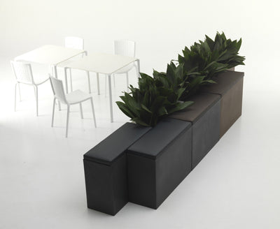 Kado Plant Stand-Pedrali-Contract Furniture Store