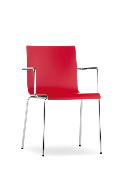 Kuadra XL 2402/2404 Armchair-Pedrali-Contract Furniture Store