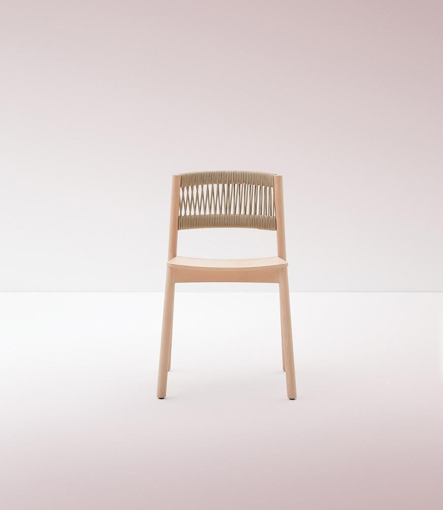 Load 643 Rope Side Chair-Billiani-Contract Furniture Store