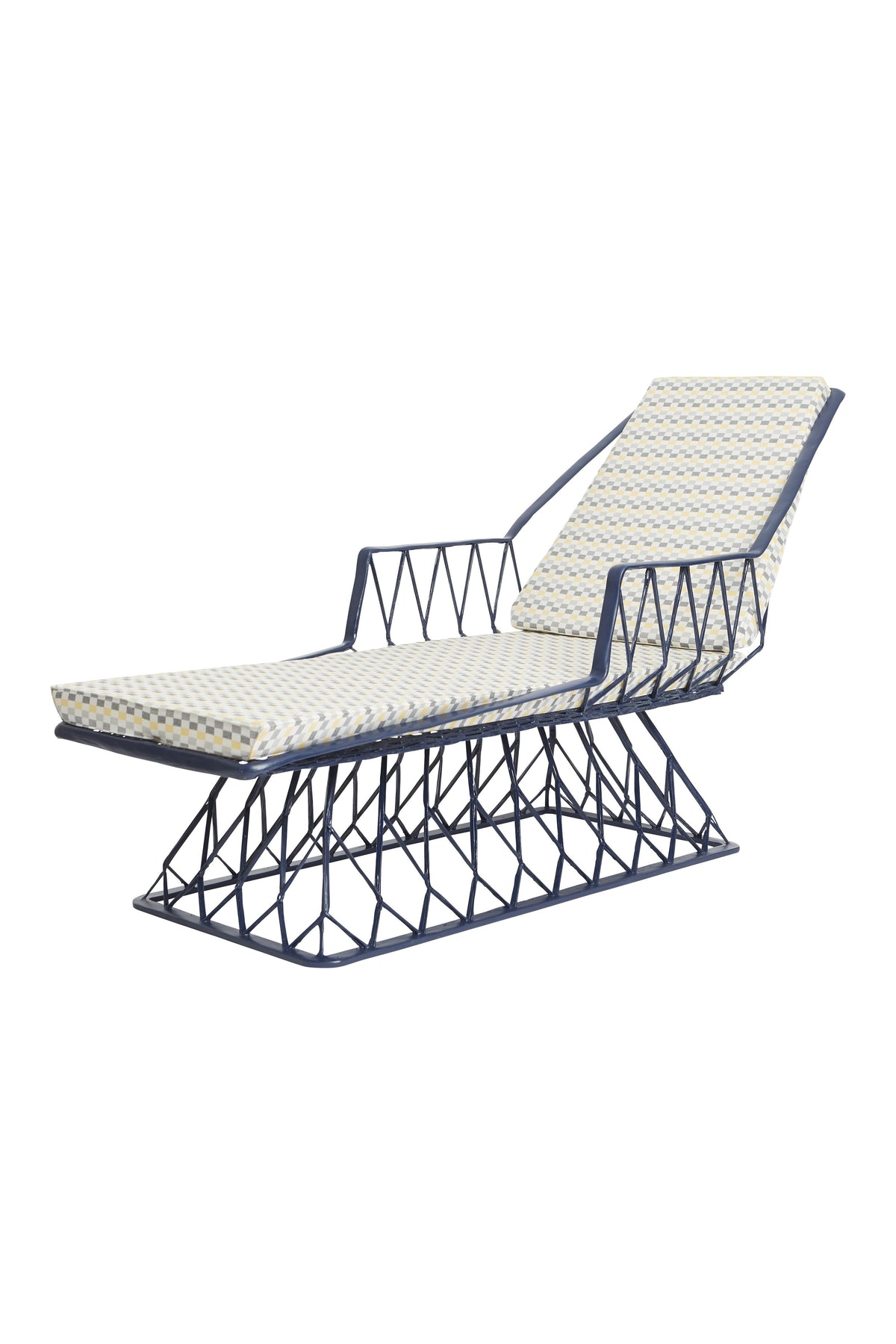 Rhombus 108 Lounger-Lobster's Day-Contract Furniture Store