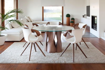 Mac's Wood 216/217 Dining Table-Tonon-Contract Furniture Store