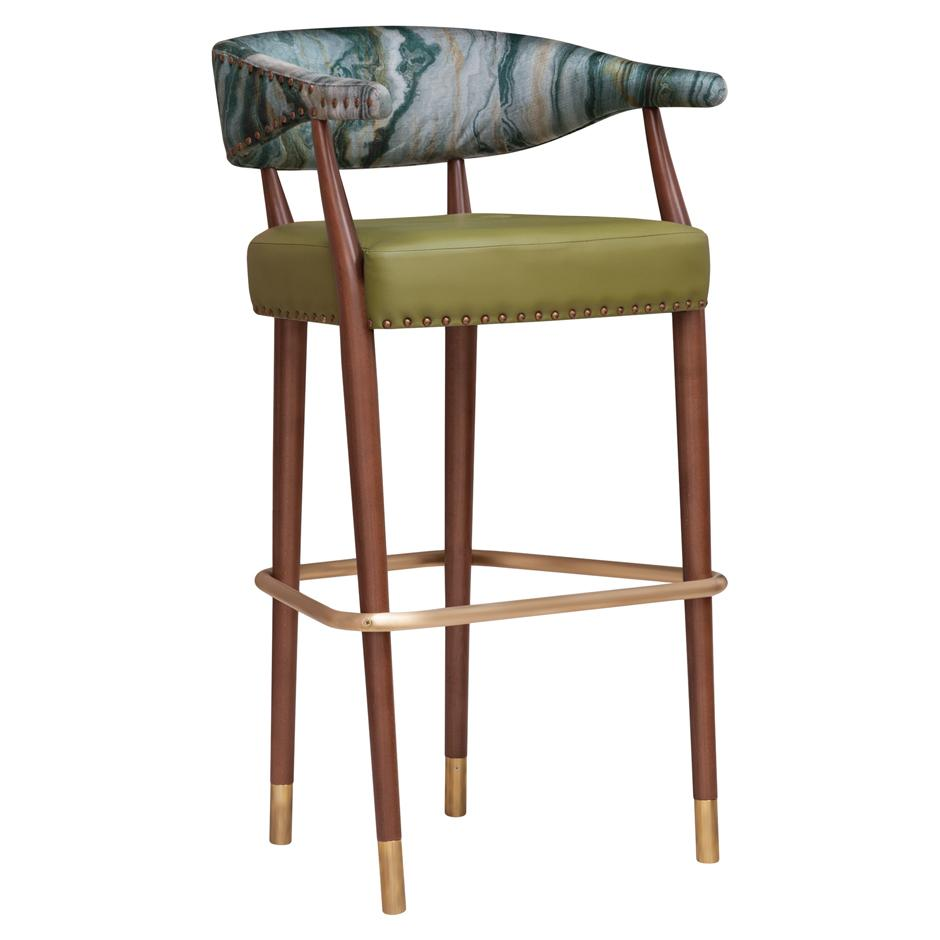 Maria High Stool-CM Cadeiras-Contract Furniture Store