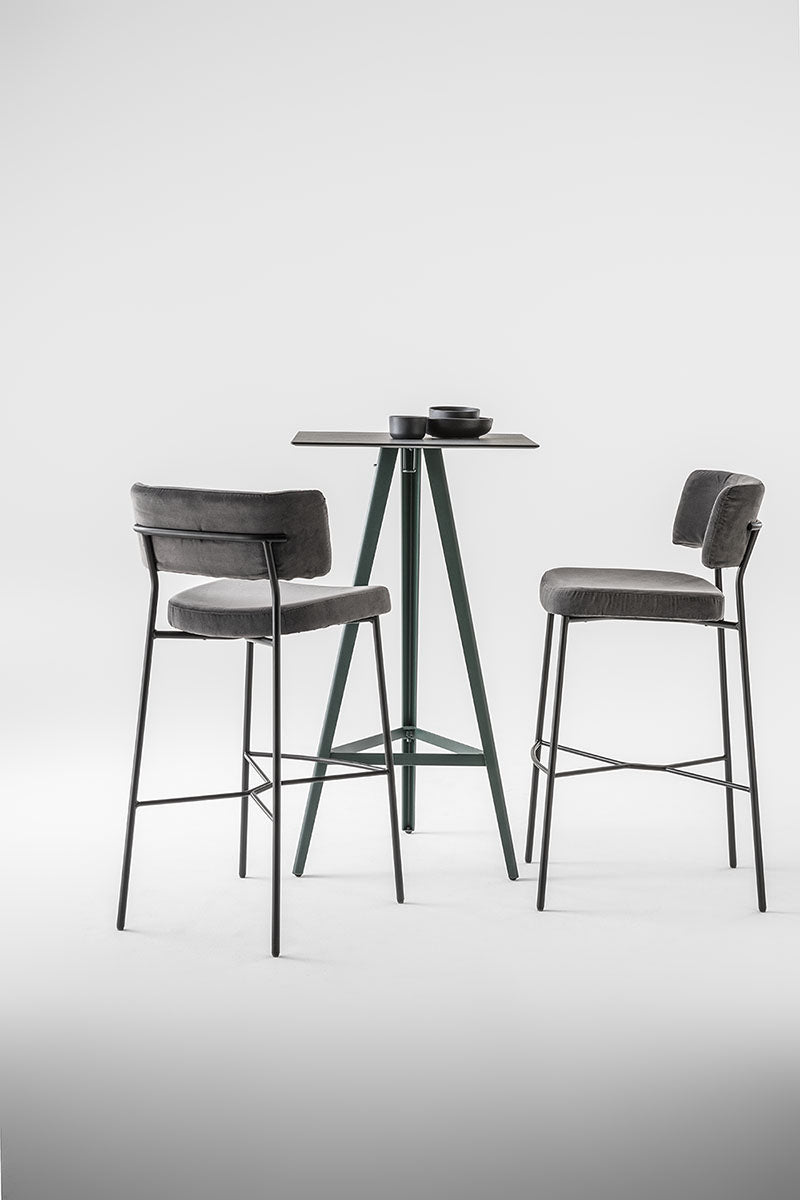 Marlen High Stool-Traba-Contract Furniture Store