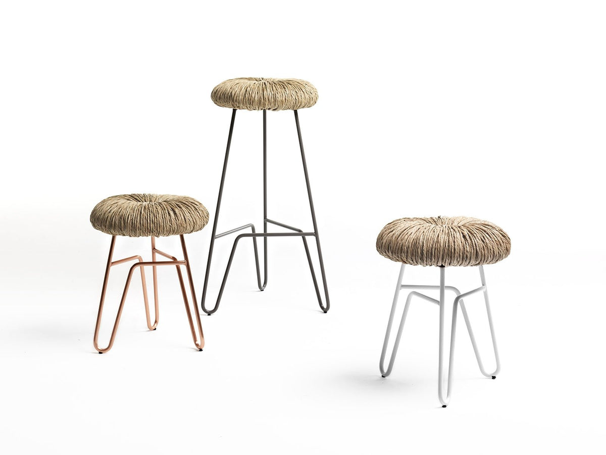 Donut Low Stool-Mogg-Contract Furniture Store