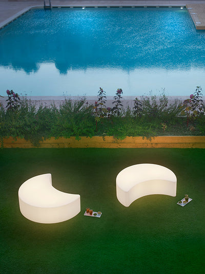 Moon Pouf-Slide Design-Contract Furniture Store