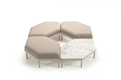 Mosaico Pouf-Sancal-Contract Furniture Store