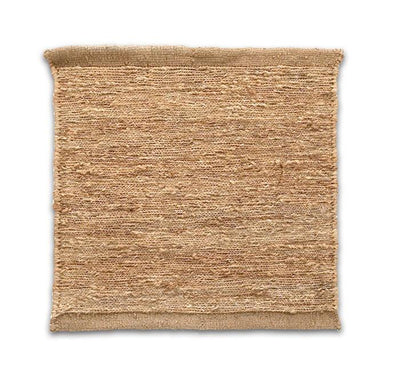 Natural Knitted Natural Rug-Nanimarquina-Contract Furniture Store