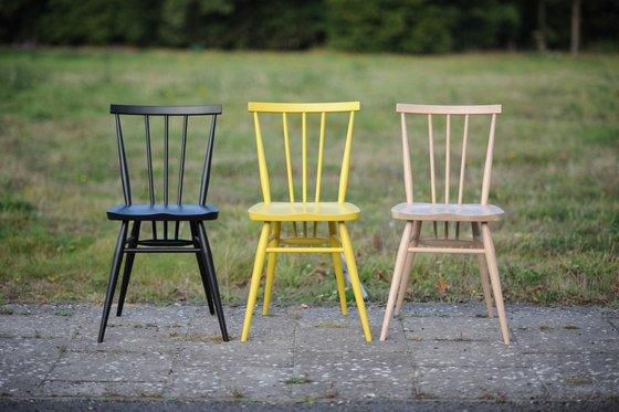 Originals All Purpose Windsor Side Chair-Ercol-Contract Furniture Store