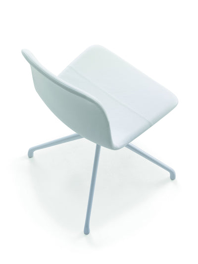 Ovo Side Chair c/w Spider Base-Copiosa-Contract Furniture Store