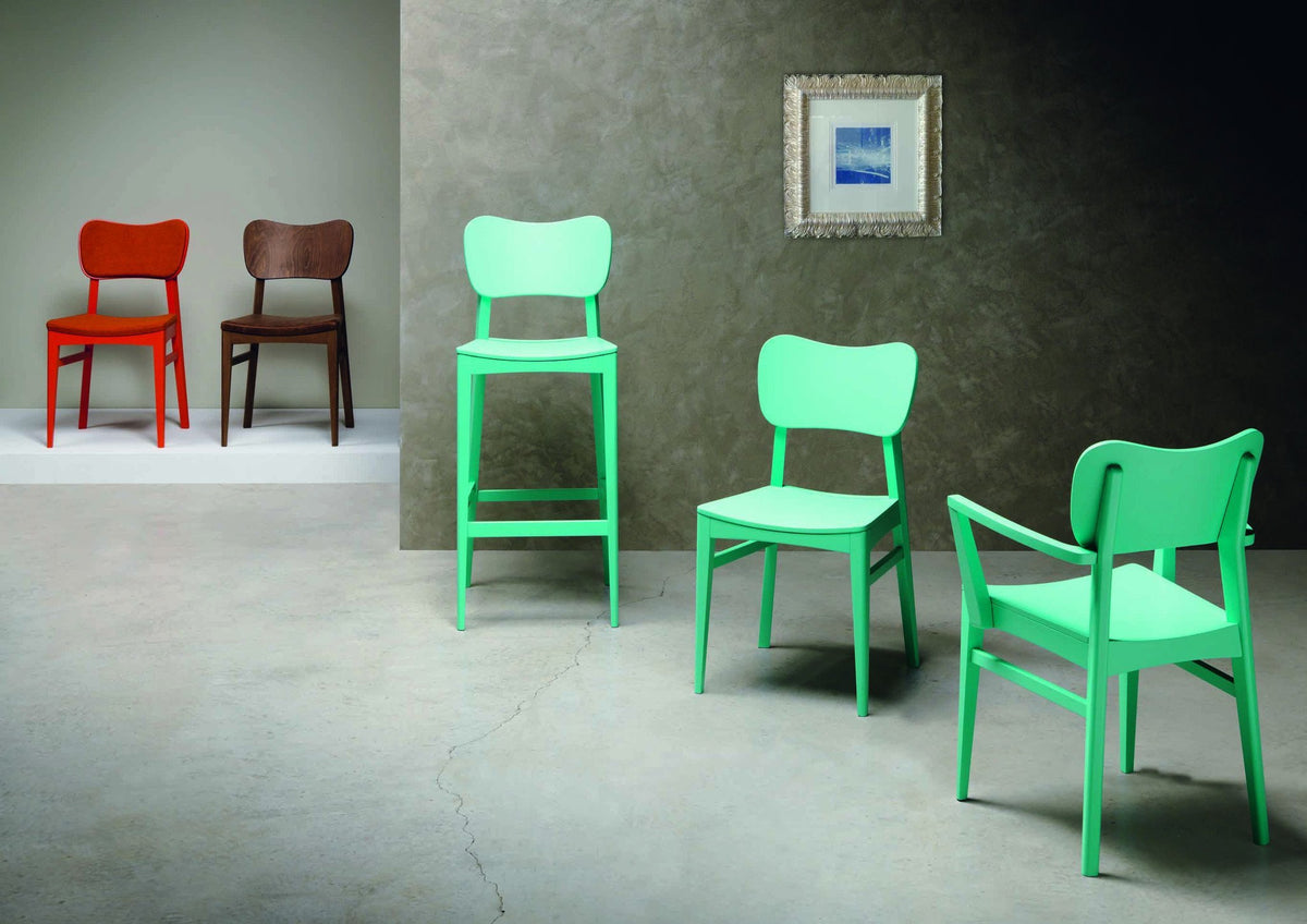 Oxford High Stool-Contractin-Contract Furniture Store
