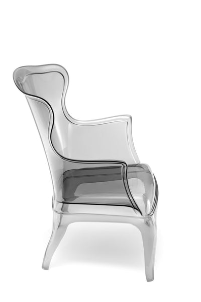 Pasha 660 Wing Lounge Chair-Pedrali-Contract Furniture Store