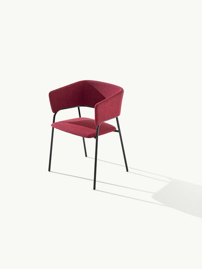Play 538 Armchair-Et al. Metalmobil-Contract Furniture Store