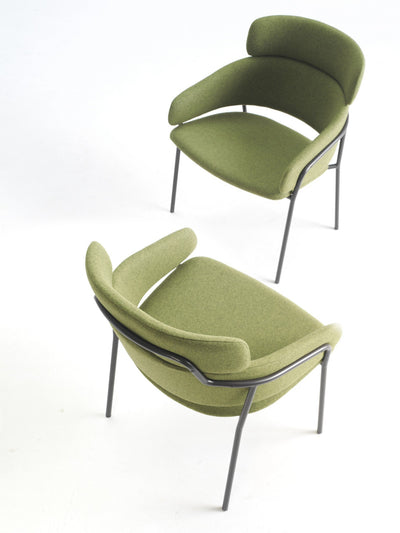 Strike Lounge Chair-Arrmet-Contract Furniture Store