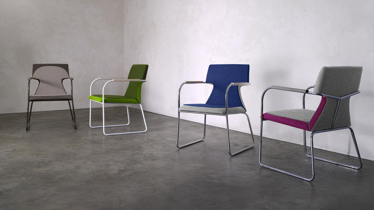 Qu Lounge Chair-Laco-Contract Furniture Store