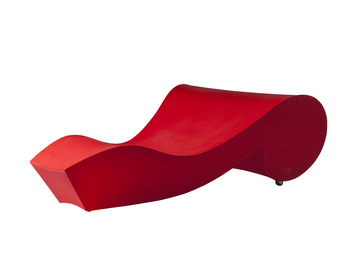 Rococò Chaise Longue-Slide Design-Contract Furniture Store