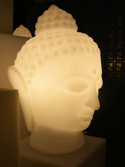 Buddha Table Lamp-Slide-Contract Furniture Store