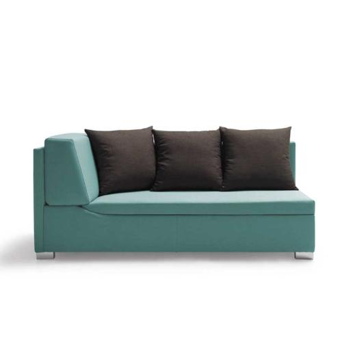 Chaise Longue Bed 879-TM Sillerias-Contract Furniture Store