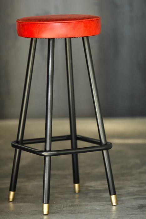 Block B High Stool-Toposworkshop-Contract Furniture Store