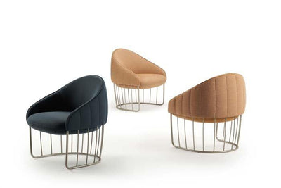 Tonella Lounge Chair-Sancal-Contract Furniture Store