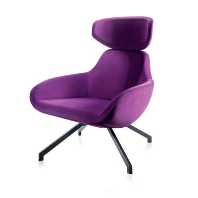 X-2Big Spider Wing Lounge Chair-Alma Design-Contract Furniture Store