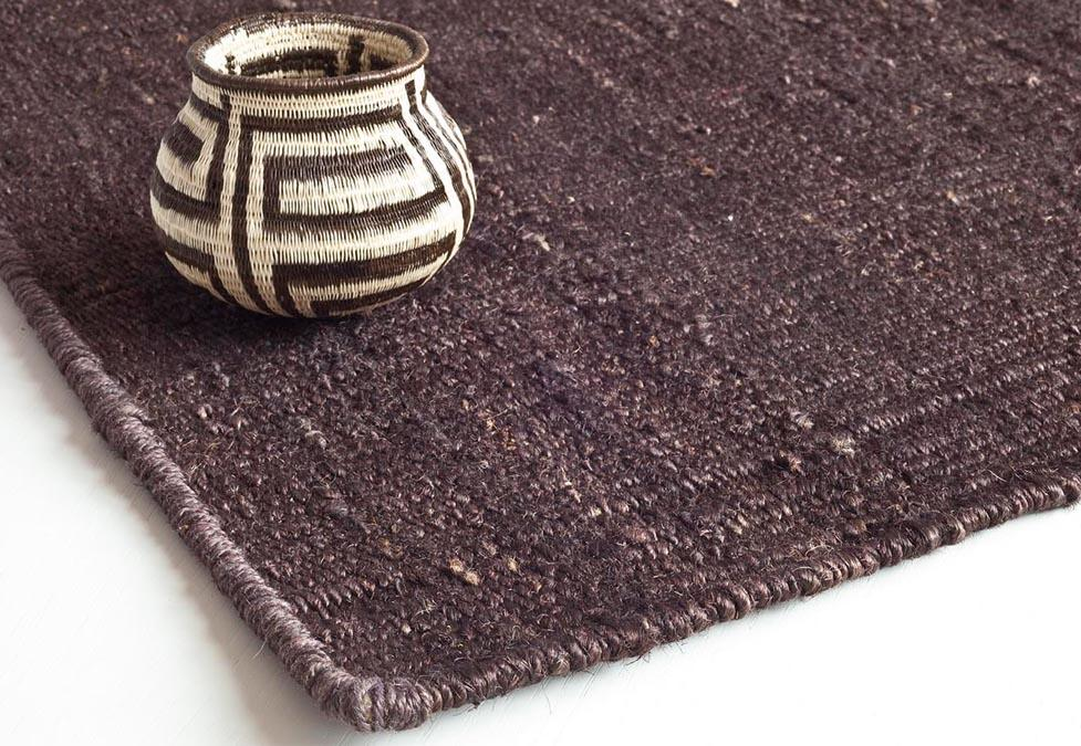 Natural Vegetal Brown Rug-Nanimarquina-Contract Furniture Store