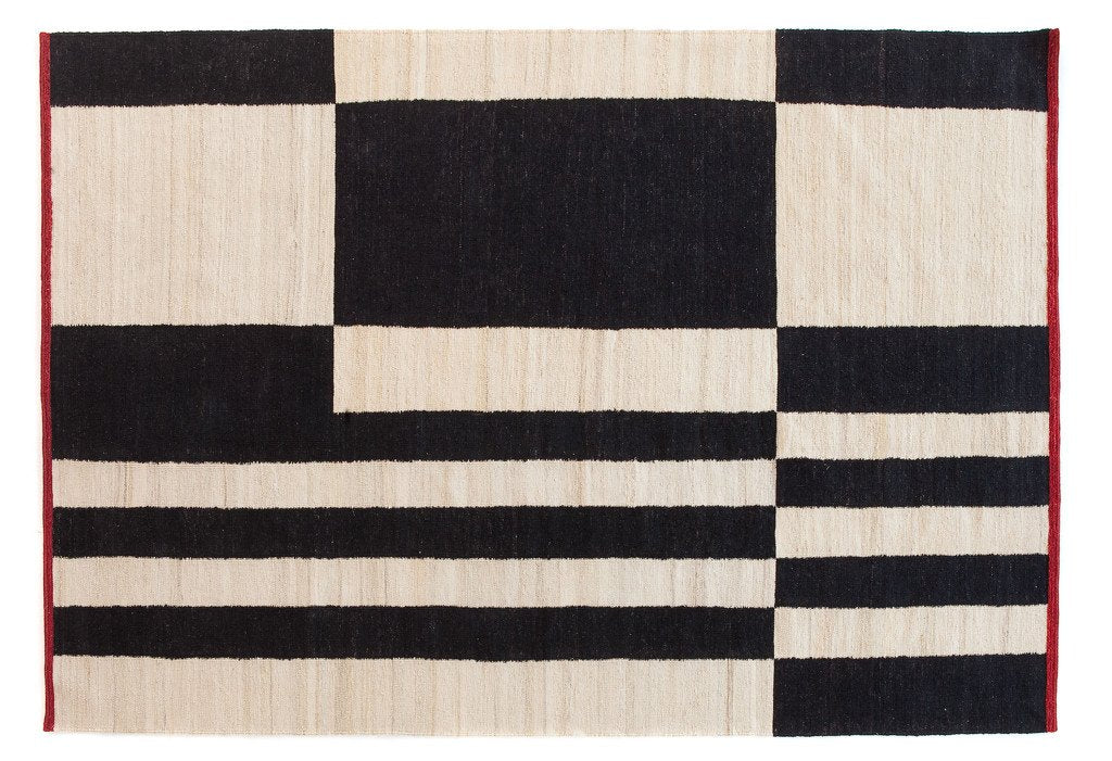Mélange Stripes 1 Rug-Nanimarquina-Contract Furniture Store