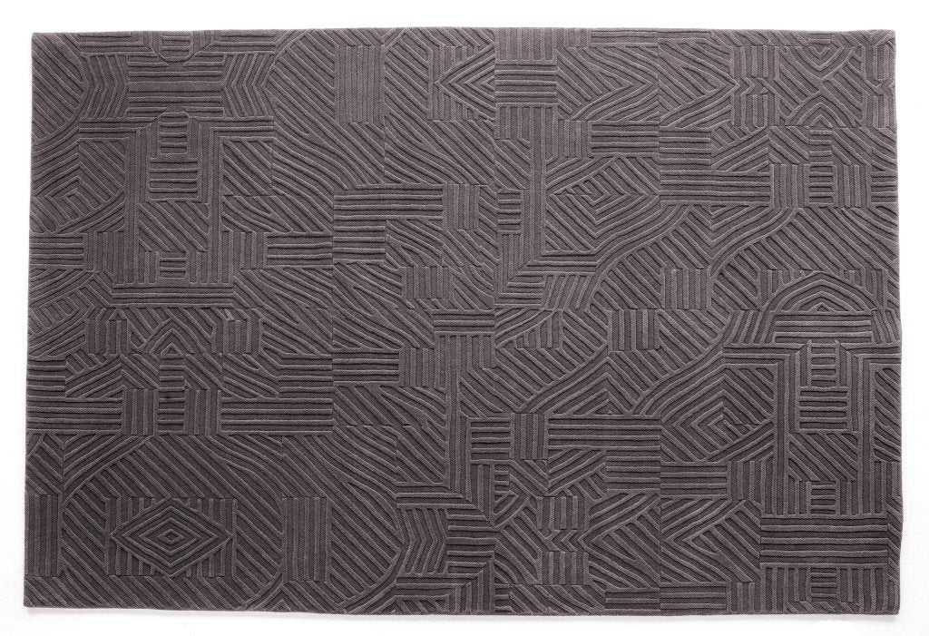 African Pattern 2 Rug-Nanimarquina-Contract Furniture Store