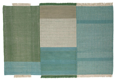 Tres Green Rug-Nanimarquina-Contract Furniture Store