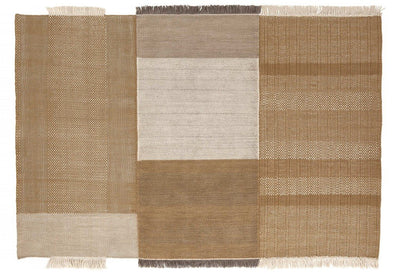 Tres Ochre Rug-Nanimarquina-Contract Furniture Store