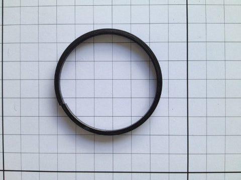 Ring AL(3) Black Acetal Slip