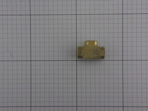 Titon Brass Reducing Bush 3/4 x 1/2