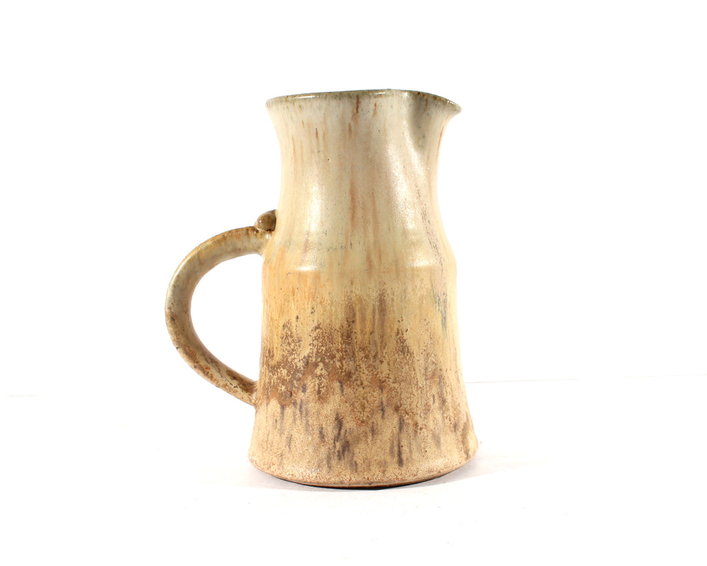 George Roby Stoneware Art Pottery Pitcher