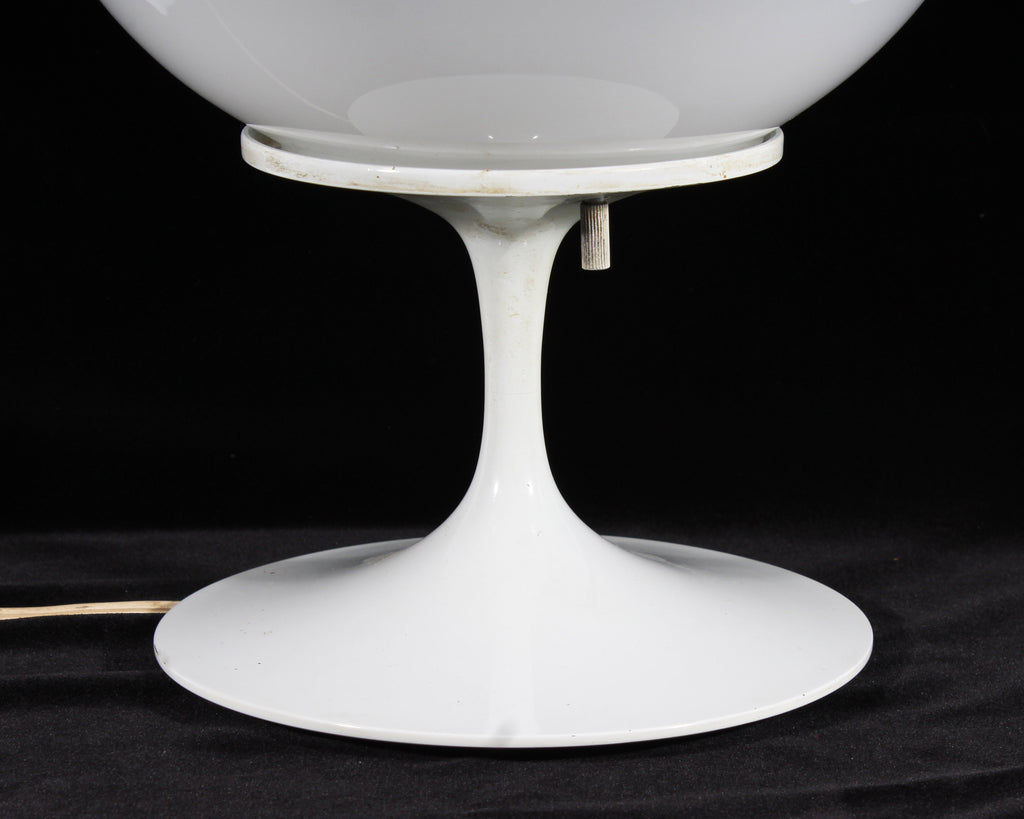 Bill Curry for Stemlite by Design Line Inc. Mid-Century Egg Table Lamp